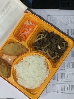 Foto 4 - Makanan di HokBen (Hoka Hoka Bento) oleh yudistira ishak abrar