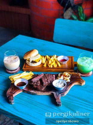 Foto review Meat Republiken oleh April Prabowo 4