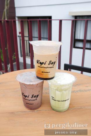 Foto review Kopi Say oleh Jessica Sisy 1