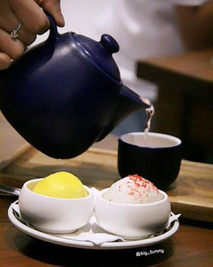 Foto - Makanan di Lewis & Carroll Tea oleh Yohanes Ken @big_tummy