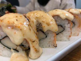 Foto 2 - Makanan di Umaku Sushi oleh @makantinggalmakan