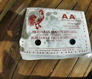 Foto 3 - Makanan di Martabak AA oleh Satesameliano 'akugadisgembul'