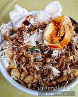 Foto 2 - Makanan di Bubur Ayam Bandung Pajajaran oleh Venda Intan