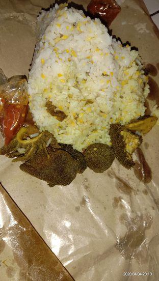 Foto review Nasi Jagung Babat Usus Pasar Senggol oleh Cindy Anfa'u 1