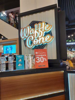 Foto review Waffle Cone oleh Threesiana Dheriyani 1