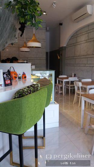 Foto 4 - Interior di Nokcha Cafe oleh Selfi Tan