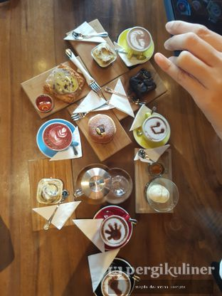 Foto 16 - Makanan di Doppio Coffee oleh Meyda Soeripto @meydasoeripto