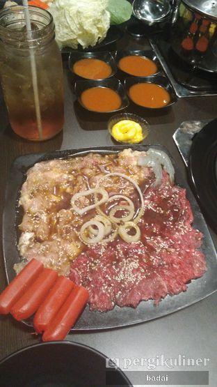 Foto 1 - Makanan di Hayaku Steamboat and Yakiniku oleh Winata Arafad