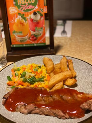 Foto review Abuba Steak oleh @Perutmelars Andri 1