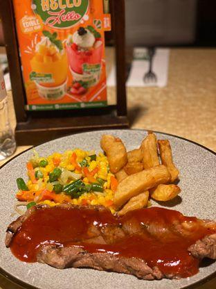 Foto - Makanan di Abuba Steak oleh @Perutmelars Andri