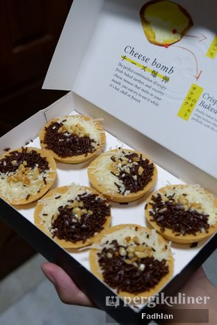 Foto review Ezo Hokkaido Cheesecake & Bakery oleh Muhammad Fadhlan (@jktfoodseeker) 1