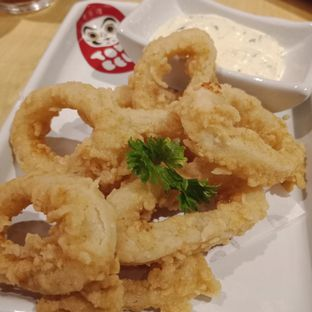 Foto 5 - Makanan(Fried Calamari) di Tokyo Belly oleh Fensi Safan