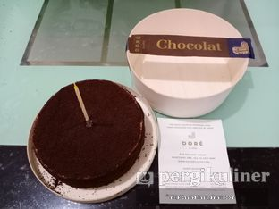 Foto - Makanan(Fromage Chocolate) di DORE by LeTAO oleh Getha Indriani