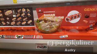 Foto review Genki Sushi oleh Audry Arifin @makanbarengodri 2