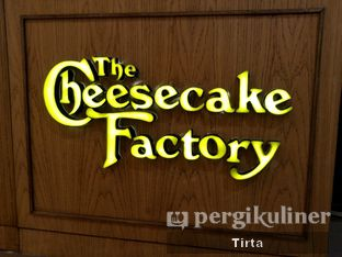 Foto review The Cheesecake Factory oleh Tirta Lie 2