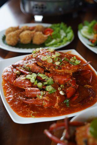 Foto 1 - Makanan di Oma Seafood oleh @Sibungbung
