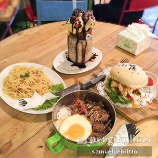 Foto 1 - Makanan di Wonderland Wondercafe oleh Samuel Debritto