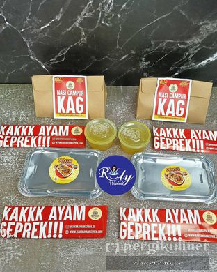 Foto review Kakkk Ayam Geprek oleh Ruly Wiskul 3