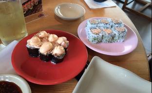 Foto 2 - Makanan di Sushi Tei oleh Elvira Sutanto