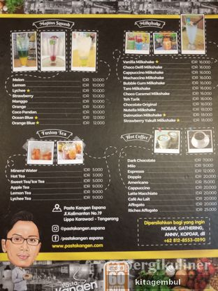 Foto 10 - Menu di Pasta Kangen oleh kita gembul
