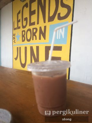 Foto 4 - Makanan(Chocolate ice) di Lereng Anteng oleh #alongnyampah