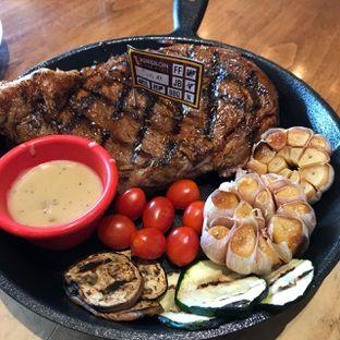 Foto 3 - Makanan(Rib Eye Sous Vide USDA Black Angus 500 gr) di Pepperloin oleh Pengembara Rasa