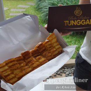 Foto review Bolu Bakar Tunggal oleh JC Wen 1