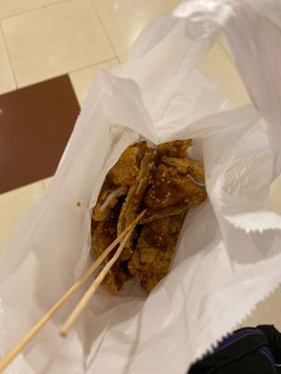 Foto 2 - Makanan di Hot Star oleh Maria Marcella