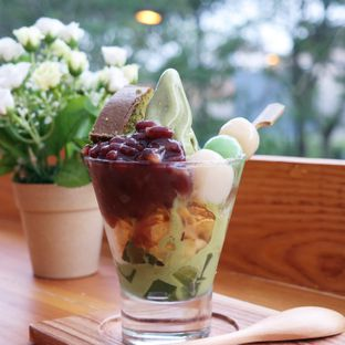 Foto review Matchafuku Japanese Dessert oleh Leonard Tjoe 1