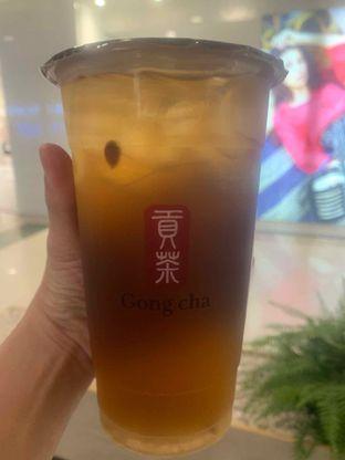 Foto review Gong cha oleh inri cross 1