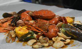 Kantin Seafood Nyengir