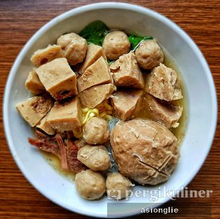 Foto 6 - Makanan di Bakso Gaul oleh Asiong Lie @makanajadah