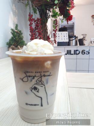 Foto - Makanan(Soy coffee latte with ice) di Kopi Janji Jiwa oleh maya hugeng