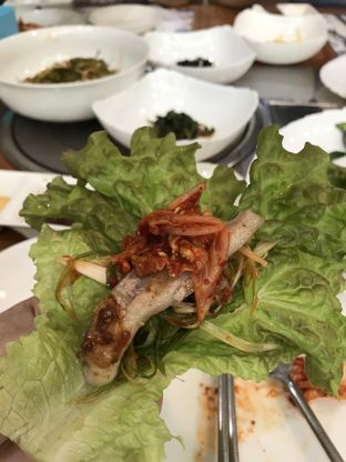 Foto 1 - Makanan di SanHaeJinMi oleh @stelmaris