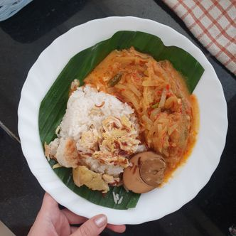 Foto Makanan di Opa Resto