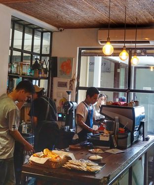 Foto 15 - Interior di But First Coffee oleh yudistira ishak abrar
