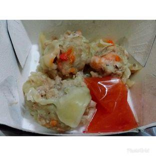 Foto 2 - Makanan(Siomay ) di Kober Mie Setan oleh melisa_10