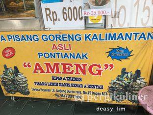 Foto 3 - Interior di Raja Pisang Goreng Ameng oleh Deasy Lim