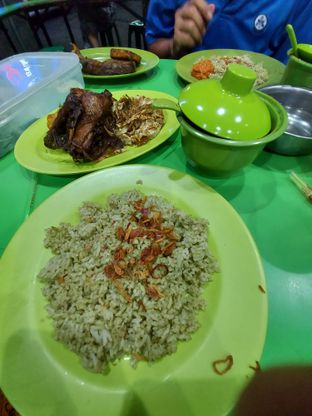 Foto review Nasi Uduk Ijo Teh Dede Khas Bogor oleh Mouthgasm.jkt  1