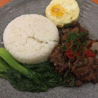 Foto 3 - Makanan(Nasi Sapi Lada Hitam) di HangOut oleh Anne Jonathan
