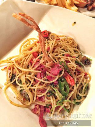Foto 6 - Makanan(Spaghetti Aop Escelta Di Condimenti) di Pisa Kafe oleh Chibiy Chibiy