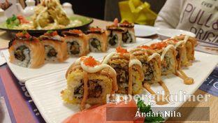 Foto 1 - Makanan di Hanei Sushi oleh AndaraNila
