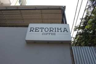 Foto 2 - Eksterior di Retorika Coffee oleh Wisnu Narendratama