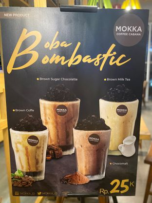 Foto 1 - Menu di Mokka Coffee Cabana oleh Levina JV (IG : levina_eat )