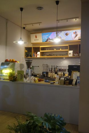 Foto 3 - Interior di BROWNFOX Waffle & Coffee oleh yudistira ishak abrar
