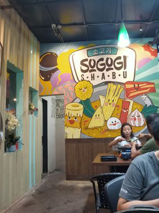 Foto 3 - Interior di Sogogi Shabu & Grill oleh Florentine Lin