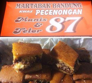 Foto review Martabak Bandung Khas Pecenongan 87 oleh Naluri Ragita 1