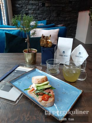 Foto 1 - Makanan di The Front Room oleh Selfi Tan