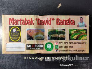 Foto 8 - Makanan di Martabak Bangka David oleh Nana (IG: @foodlover_gallery)