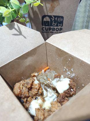 Foto 1 - Makanan di Cupbop oleh Junior